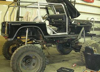 4x4 Custom Fabrication Enumclaw WA | Off Road Bumpers