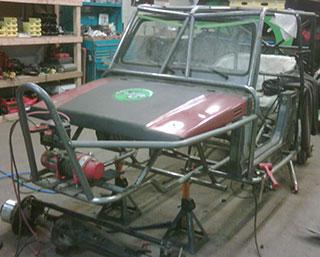 4x4 Custom Fabrication Enumclaw WA   Off Road Bumpers