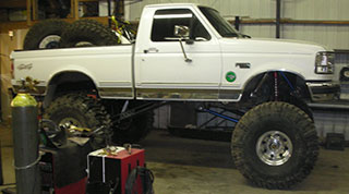 4x4 Custom Fabrication Enumclaw WA | Off Road Bumpers